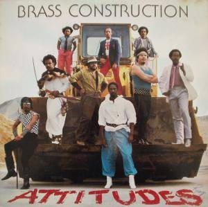 Cover - Brass Construction: Attitudes