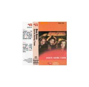 Bee Gees: Spirits Having Flown (Tape) - Bild 1