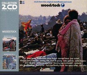 Woodstock / Woodstock Two - Cover