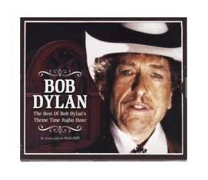 Best Of Bob Dylan's Theme Time Radio Hour, The - Cover