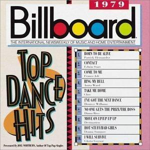 Billboard Top Dance Hits 1979 - Cover