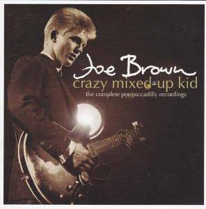 Cover - Joe Brown: Crazy Mixed-Up Kid