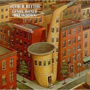 Cover - Arthur Blythe: Lenox Avenue Breakdown