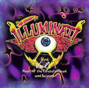 Cover - Joe Gallant & Illuminati: Live Vol. 1