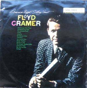 Cover - Floyd Cramer: America's Biggest Selling Pianist