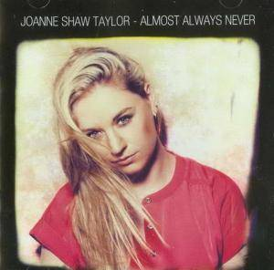 Joanne Shaw Taylor: Almost Always Never - Cover