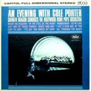 Cole Porter: Evening With Cole Porter, An - Cover