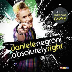 Cover - Daniele Negroni: Absolutely Right