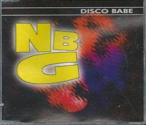 Cover - Natural Born Grooves: Disco Babe