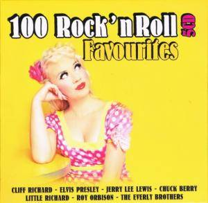 100 Rock'n Roll Favourites - Cover