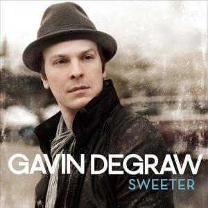 Cover - Gavin DeGraw: Sweeter