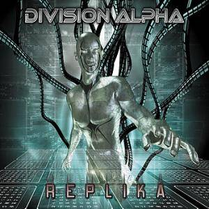 Cover - Division Alpha: Replika