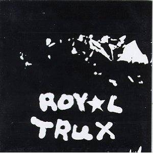 Cover - Royal Trux: Twin Infinitives
