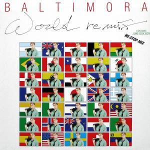Cover - Baltimora: World Remix