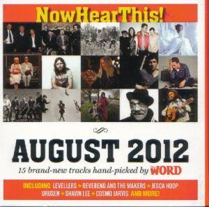 Word Magazine 114 - NowHearThis!: August 2012 - Cover