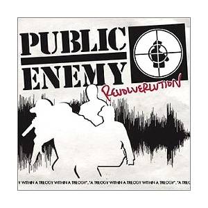 Cover - Public Enemy: Revolverlution