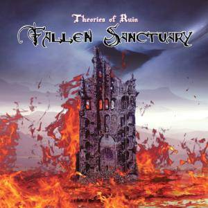 Fallen Sanctuary: Theories Of Ruin - Cover