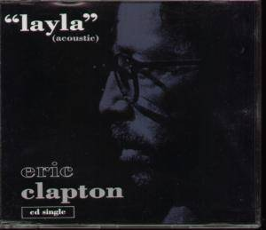 Eric Clapton: Layla - Cover