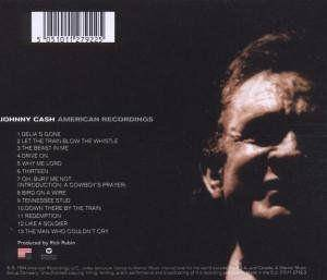 Johnny Cash: American Recordings (CD) - Bild 2