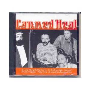 Canned Heat: Canned Heat - Cover