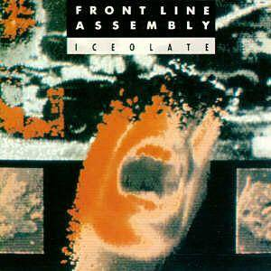 Front Line Assembly: Iceolate - Cover