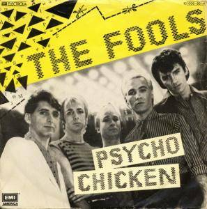 The Fools: Psycho Chicken - Cover