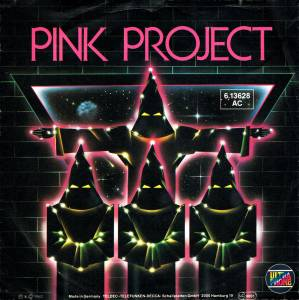 Cover - Pink Project: Disco Project