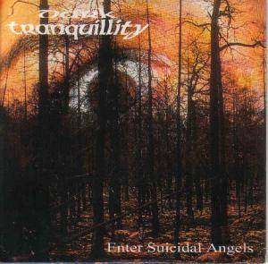 Dark Tranquillity: Enter Suicidal Angels - Cover