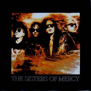 The Sisters Of Mercy: Doctor Jeep - Cover
