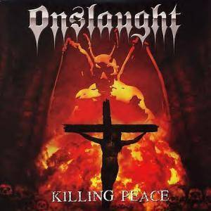 Onslaught: Killing Peace (Promo-CD) - Bild 1