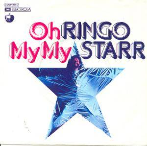 Ringo Starr: Oh My My - Cover