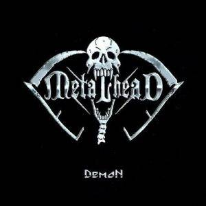 Metalhead: Demon - Cover