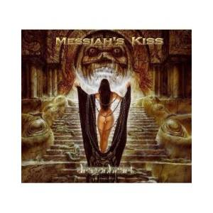 Cover - Messiah's Kiss: Dragonheart