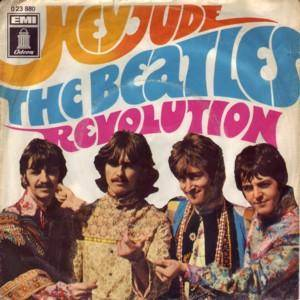 "The Beatles: Hey Jude (7"") - Bild 1"