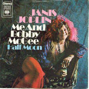 Janis Joplin: Me And Bobby McGee - Cover
