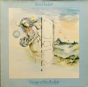 Steve Hackett: Voyage Of The Acolyte (CD) - Bild 1