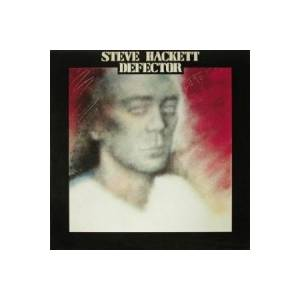 Steve Hackett: Defector - Cover