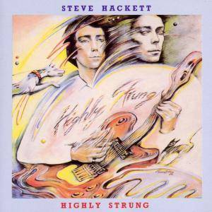 Steve Hackett: Highly Strung - Cover
