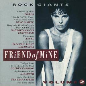 Cover - Blue Planet: Friend Of Mine Rock Giants Vol. 2