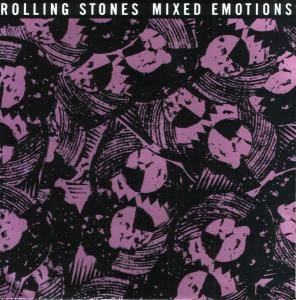 The Rolling Stones: Mixed Emotions - Cover