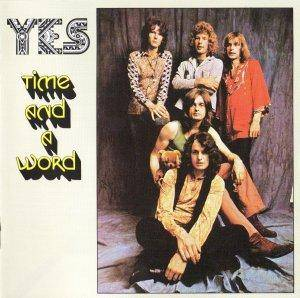 Yes: Time And A Word (CD) - Bild 1