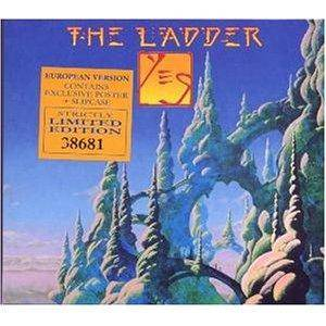 Yes: Ladder, The - Cover