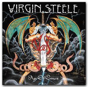 Virgin Steele: Age Of Consent (CD) - Bild 1