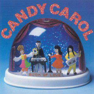 Cover - Book Of Love: Candy Carol