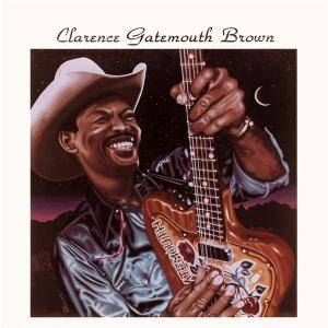 Cover - Clarence 'Gatemouth' Brown: Blackjack