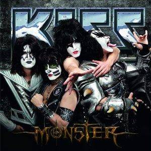 KISS: Monster - Cover