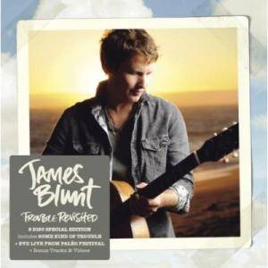 Cover - James Blunt: Trouble Revisited