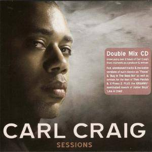 Cover - Paperclip People: Carl Craig - Sessions