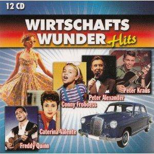 Cover - Walter Ludwig: Wirtschaftswunder Hits