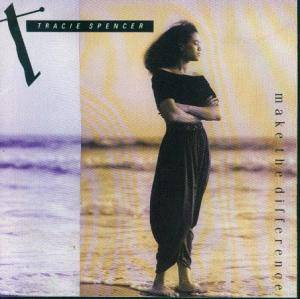 Cover - Tracie Spencer: Make The Difference